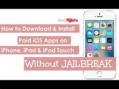 Download Paid Apps On Iphone Ipad For Free Without Jailbreak | install paid ios apps on iphone or ipad for free no