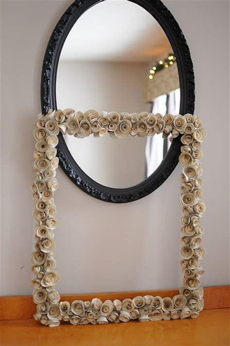 Bathroom Mirror Frames Diy 10 Creative Mirror Frame Ideas Diy