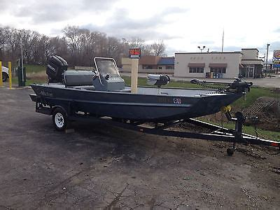 seaark guide boat outboard jet boats fishing boats for sale