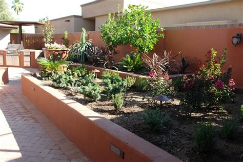 Gardening In Tucson by Myeres Landscape Project In Tucson