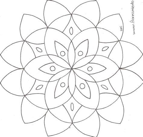 figuras geometricas uñas mandalas con figuras geometricas faciles imagui