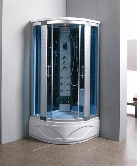 "1001Now 8004 AS Corner Steam Shower Enclosure 36"" x 36"