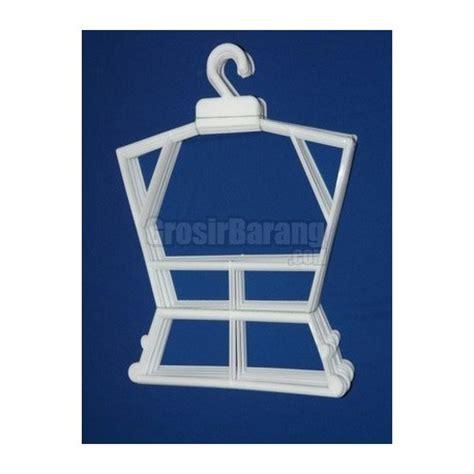 Hanger Plastik Anak 31 Cm Putih Display Gantungan Baju hanger setelan anak ukuran 0 4 putih tulang atas bawahan