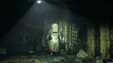 The Within three the evil within screenshots ps4 home