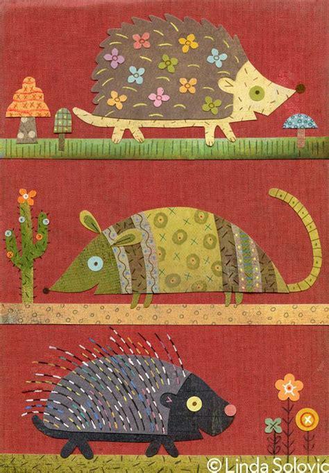 libro woodland craft 17 mejores im 225 genes sobre erizos mapaches y ardillas en criaturas del bosque arte