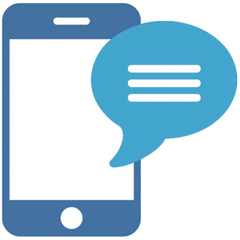 sms on mobile sms icon on mobile physits
