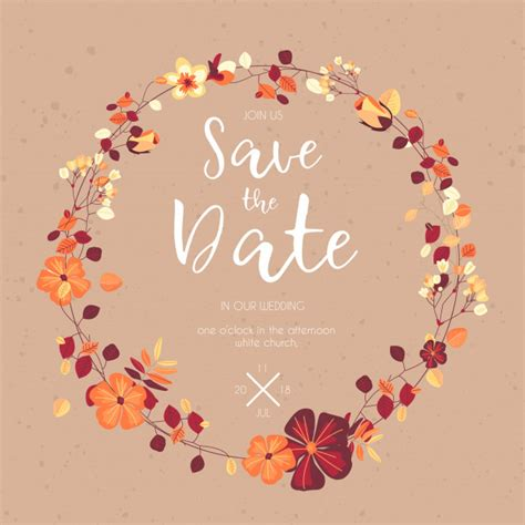 save the date template free lovely save the date template vector free