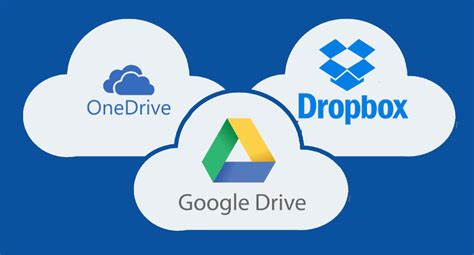drive cloud google drive vs microsoft onedrive vs dropbox which cloud