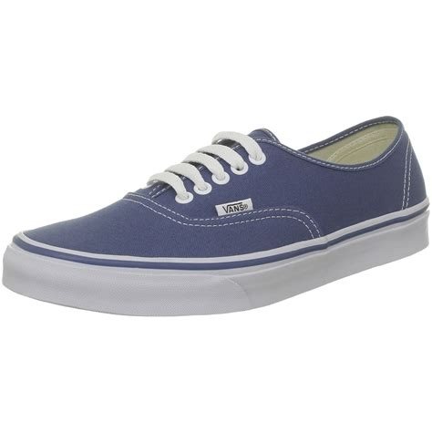 vans sneakers mens vans mens authentic fashion sneakers shoes navy ebay