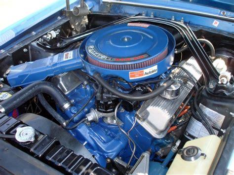 medium blue 1968 ford mustang shelby gt 500kr fastback