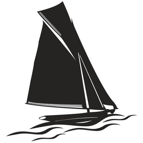 wandtattoo kinderzimmer segelboot segelboot wandtattoo