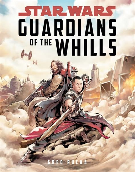 star wars guardians of 1484780817 book review star wars guardians of the whills an enjoyable read about jedha before rogue one