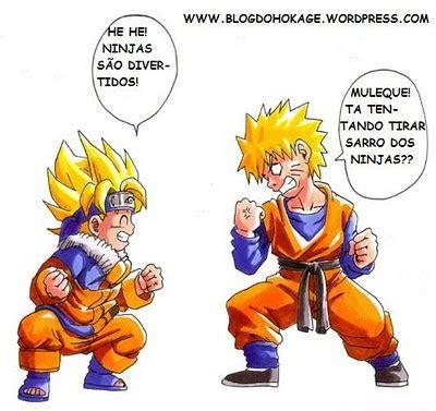Naruto Vs Goku Meme - goku vs naruto meme by jacarezinho78 memedroid