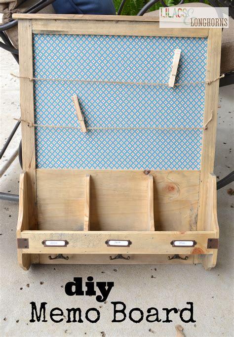 Easy DIY Memo Board & Thanksgiving at Home Tour   Lilacs