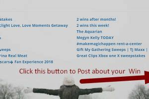 Difference Between Contest And Sweepstakes - sweepstakes contests giveaways and instant win blog