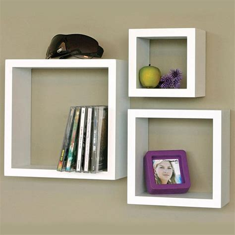 Wall Shelf Cubes by 17 Best Ideas About Cube Shelves On Cube