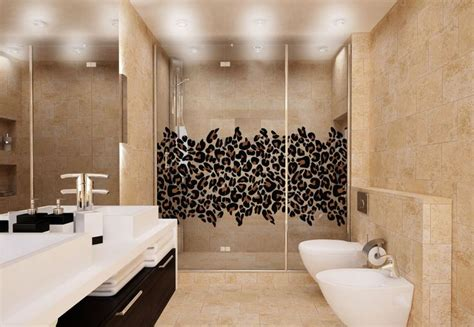 leopard bathroom decor ideas  pinterest