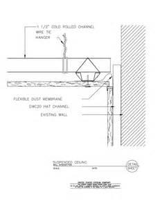 Ceiling Tile Suspension Framing Usg Design Studio Acoustical Ceiling Assembly