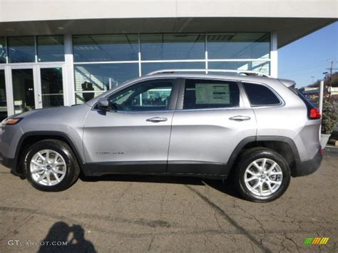 jeep billet silver metallic billet silver metallic 2014 jeep cherokee latitude