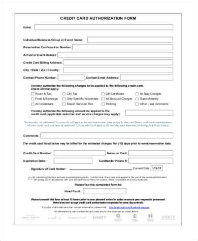 Sle Generic Authorization Forms 8 Free Documents In Pdf Access Authorization Policy Template
