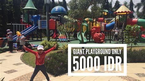 buat kartu kuning tangerang selatan giant playground wisata seru murah meriah buat anak anak