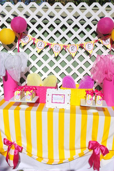 birthday gift ideas for her bright bold and beautiful real parties bright bold butterfly hostess with the