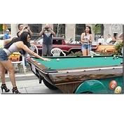 Amazing Pool Table Car  Vehicles