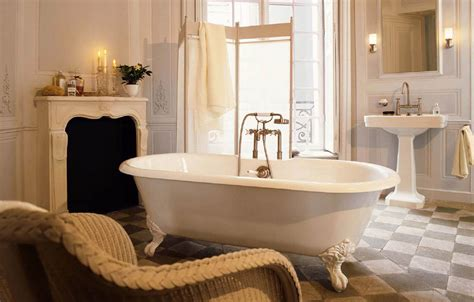 Antique Bathrooms Designs by Vintage Bath Ideas