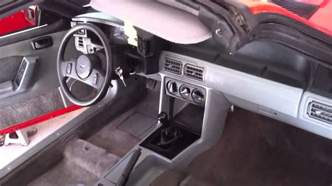 Foxbody Interior by Project Mustang Gt Carpet Installation And Interior