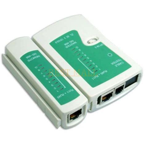 Lan Tester Rj45 Rj11 Dks rj45 rj11 rj12 cat5 utp telephone phone line network lan wire cable test tester free shipping in