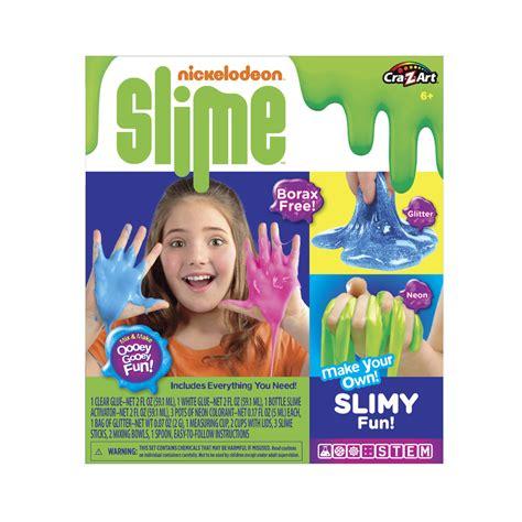 Slime Kit Slime nickelodeon slime kit ebgames ca