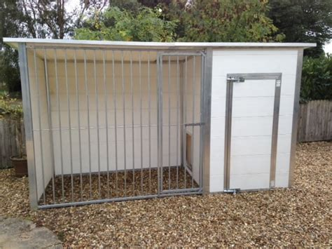 Kennel Sections by Plastic Kennels With Runs