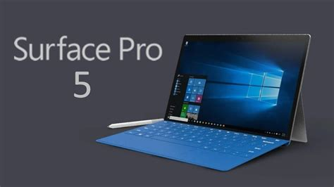 Microsoft Surface 5 Microsoft Surface Pro 5 Release Date In October With New Features Neurogadget