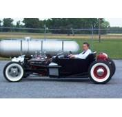 Branch Richardsons Out Of The Box 1923 T Bucket Hot Rod