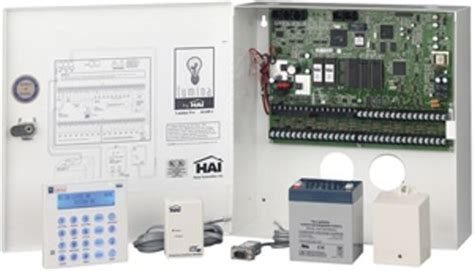 home automation hai 44a00 2 lumina pro controller system