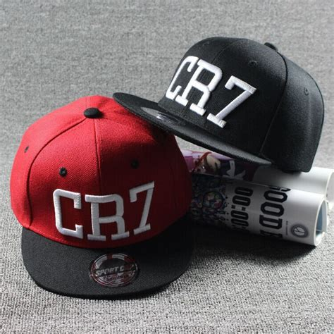 Topi Snapback Cr7 J5 cr7 ronaldo promotion achetez des cr7 ronaldo