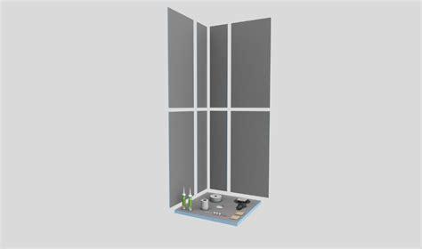 costruire una doccia in questa scatola c 232 un kit per costruire una doccia wired