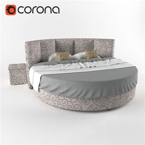 3d models bed bed gabrielle