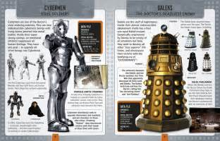 Barnes And Noble Facts Doctor Who Character Encyclopedia