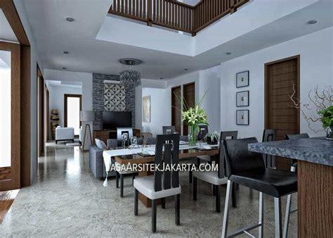desain interior rumah luas desain rumah luas 450 m2 milik bu devi batam jasa