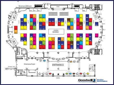trade show floor plan 2012 summer conference