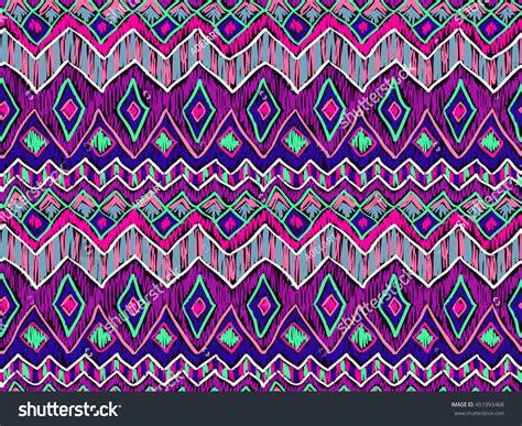 hippie tribal pattern tribal boho pattern ethnic design texture 스톡 벡터 451993468