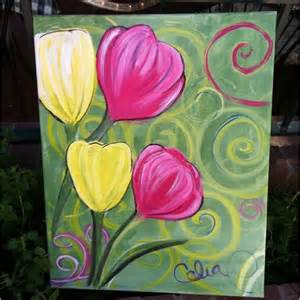 acrylic painting ideas flowers 295 best images about easy acrylic painting ideas on