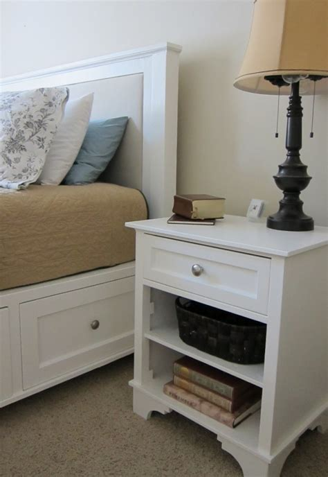 ideas for nightstands 15 awesome diy nightstand ideas style motivation