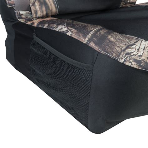 browning universal seat cover qty 1 browning universal seat cover mossy oak
