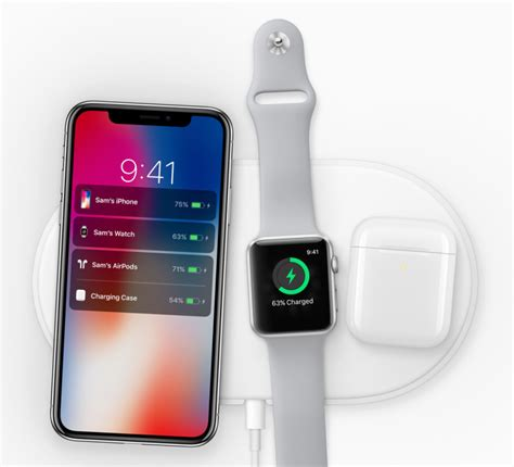 Iphone Wireless Charging Mat by Apple Reveals Airpower Wireless Charging Pad Coming In