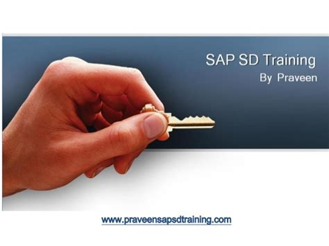 sap tutorial sd module sap sd training