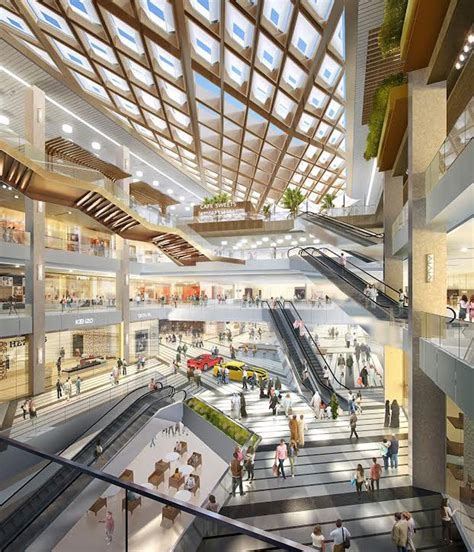 Multiplex House by Metro Station Planned For Abu Dhabi S Upcoming Mall