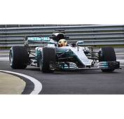 2017 Mercedes AMG F1 Car Revealed Introduces New Naming