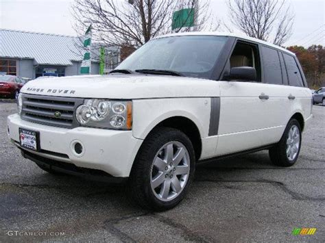 land rover hse 2007 2007 chawton white land rover range rover hse 20520190